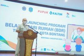 Dukung PJJ, Pupuk Kaltim Hadirkan Program Belajar Dari Rumah melalui TV Lokal