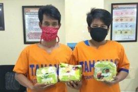 Polda Jatim gagalkan peredaran 3 kilogram sabu-sabu dari jaringan Malaysia