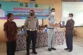 Jasa Raharja Banten Edukasi Mahasiswa UNMA Tentang Pajak Daerah