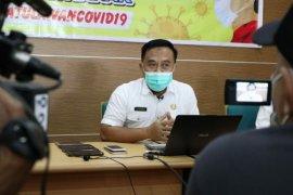 Pasien COVID-19 asal Jombang dirawat di Rumah Isolasi Kota Pontianak