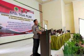 Polda Gorontalo siap kawal tahapan Pilkada serentak 2020