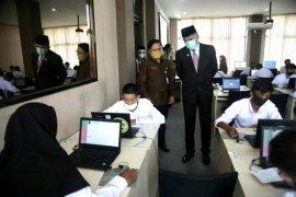 Plt Gubernur tinjau seleksi calon Praja IPDN di Aceh