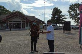 Bangka Belitung ekspor limbah cangkang sawit ke Jepang