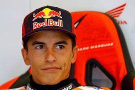 Honda belum beri kepastian kapan Marquez akan kembali