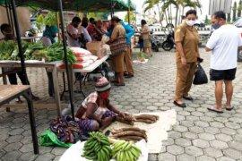 Pemkab Jayapura gelar pasar tani guna bantu pasarkan hasil kebun warga kampung