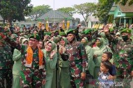 Letkol Kav Ricky Arinuryadi jabat komandan baru Kodim 0608 Cianjur