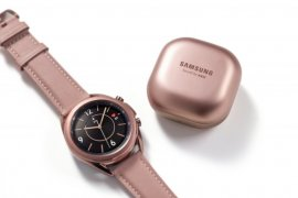 Samsung Elektronics luncurkan Tab S7, Galaxy Watch 3 dan Buds Live