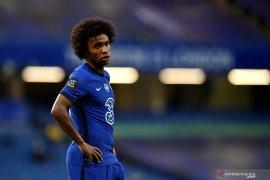Arsenal selangkah lagi gaet  Willian dari Chelsea