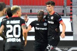 Lengkapi agregat 4-1 atas Rangers, Leverkusen lanjut ke perempat final