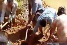 Longsor tewaskan penambang emas di Aceh Barat
