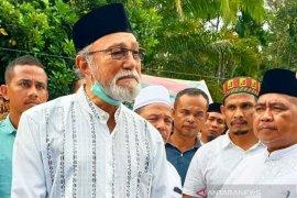 Malik Mahmud harapkan Presiden Jokowi tuntaskan semua butir MoU Helsinki, termasuk bendera Aceh