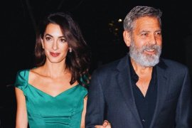 Aktor George Clooney sumbang 100 ribu dolar untuk Lebanon
