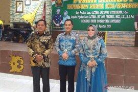 DPRD hadiri pisah sambut Dandim 1004 Kotabaru
