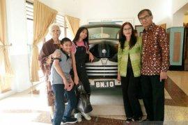 Mobil tua bekas operasional Bung Hatta diusulkan jadi cagar budaya
