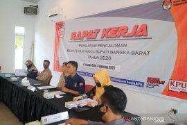 KPU Bangka Barat sosialisasi tahap pencalonan peserta Pilkada 2020