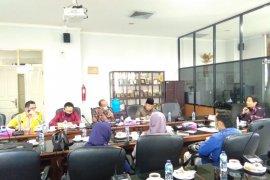 Komisi I Tabalong kunker ke DPRD Provinsi Kalsel