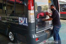 Polresta Banjarmasin tes cepat COVID-19 personel bertugas di area layanan umum
