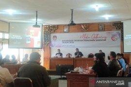 KPU Bali larang pendaftaran calon bupati diiringi gamelan baleganjur