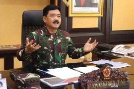 56 perwira tinggi TNI di mutasi