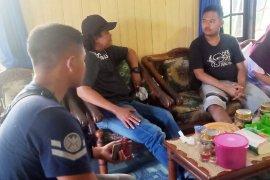 Pelaku fetish pocong jarik 'Gilang Bungkus' ditangkap polisi di Kapuas