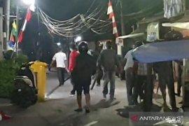Dua kelompok massa terlibat bentrokan di Cipinang Muara Jakarta Timur