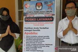 Kayong Utara dukung penuh pemuktahiran data pemilih oleh KPU