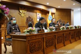Pemkab-DPRD Badung sepakati Kebijakan Umum dan Prioritas APBD 2021