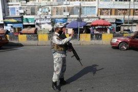 Sejumlah roket menghantam ibu kota Afghanistan dekat area diplomatik
