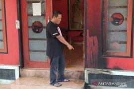 Kantor DPC PDI Perjuangan Cianjur dilempari bom molotov