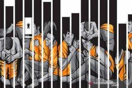 Kelebihan kapasitas penyebab tahanan kabur di Polsek Medan Area
