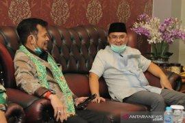 Sambut Kedatangan Menteri Pertanian, Gubernur sampaikan Potensi Unggulan Bangka Belitung