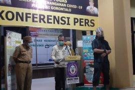 COVID-19 melonjak 300 persen saat adaptasi kebiasaan baru di Gorontalo