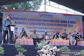OKU hadirkan Kampung Anti Politik Uang dan Hoaks di OKU, gairah untuk kawal Pilkada