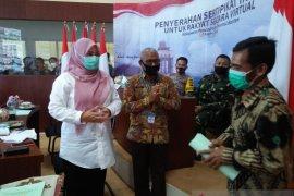 BPN Pandeglang serahkan 3 ribu sertifikat tanah