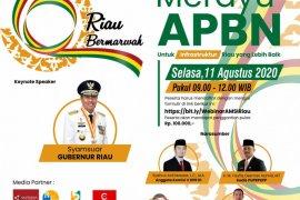 HUT ke-63 Riau, AMSI selenggarakan webinar terkait infrastruktur