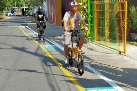 Komunitas sepeda Sidoarjo minta pemerintah sediakan jalur khusus
