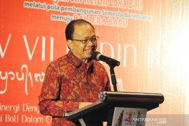 Gubernur Bali dorong industri berbasis kearifan lokal