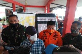 Tim SAR gabungan lanjutkan pencarian warga AS hilang di perairan Ambon