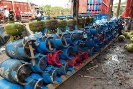 Bareskrim Polri bongkar penyimpangan tabung gas subsidi