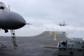 China-AS diskusikan kemitraan bidang militer di Laut China Selatan