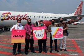 Larangan penerbangan Batik Air ke Bandara Supadio