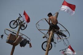 Lomba yang boleh dilakukan saat peringatan HUT RI di Jakarta masih dikaji