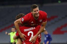 Bayern Muenchen lolos delapan besar Liga Champions