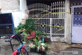 Rumah di Jondul Lama Pekanbaru hangus terbakar. Penghuni mengaku nyaris mati