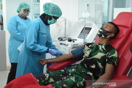 Pasien positif COVID-19 di Secapa AD Bandung tinggal 64 orang