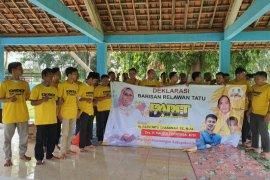 Relawan Baret: Tatu-Pandji Terbukti, Tak Mau Coba-coba