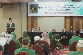 PPP Banjarmasin siapkan regenerasi kepemimpinan