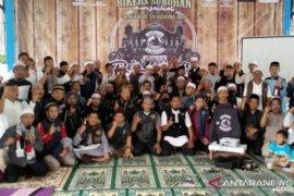 Komunitas Bikers Subuhan dan KNPI Bangka gelar tausyiah akbar