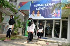 Pasien sembuh COVID-19 RSD Wisma Atlet berjumlah 8.888 orang