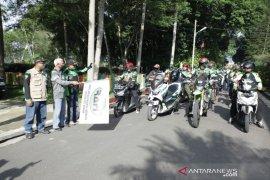Bupati Asahan lepas jelajah Asahan RAPI Riders 2020